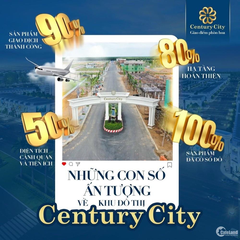sự thật về century city gần sân bay quốc tế long thành