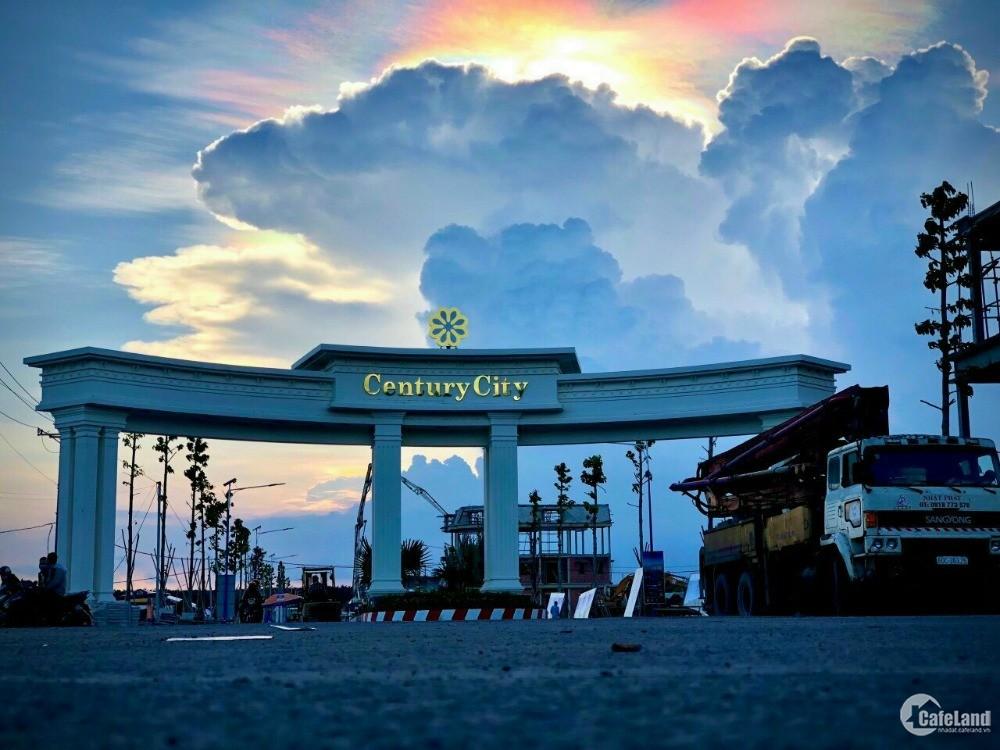 Century City của Kim Oanh Group trung tâm Thành phố vệ tinh Sân bay Quốc tế