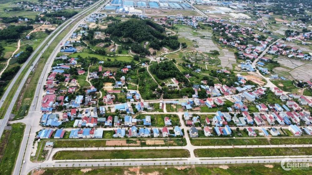 Bán lô đất đối diện cổng Nam Samsung Thái Nguyên