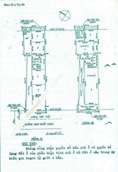 Bán Đất 10 -12 -14 -16 NAM QUỐC CANG, P Phạm Ngũ Lão, Q 1, 780 m2, 520 tỷ - 0933