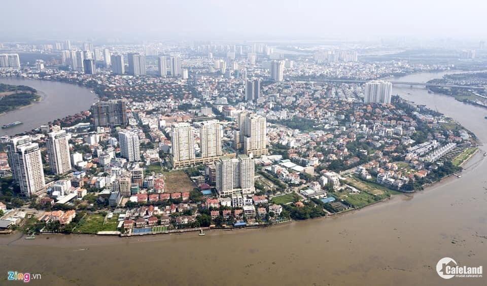 Bán đất phường Thảo Điền . DT 3.090m2 phù hợp xây dựng tổ hợp BDS giá trị cao