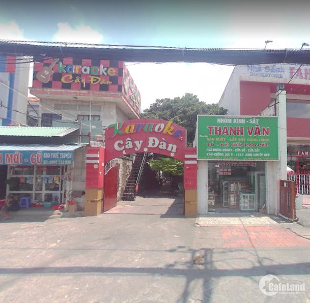 Bán nhà mặt tiền đường Lê Văn Việt Phường Hiệp Phú Quận 9