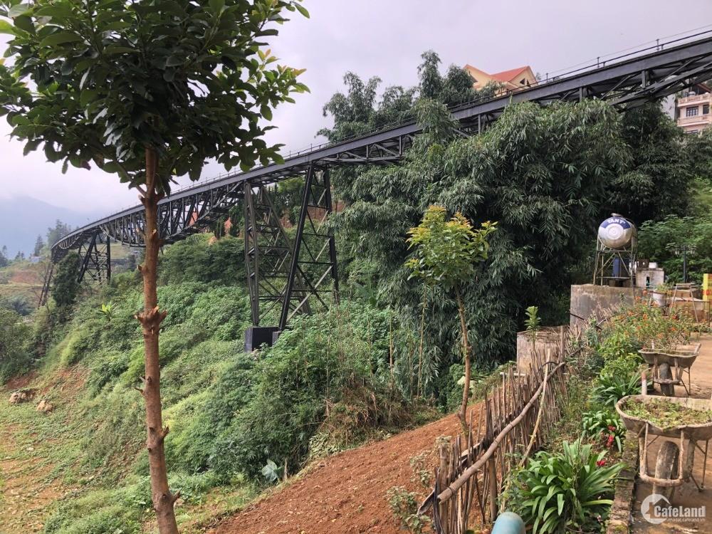 Bán cắt lỗ mảnh đất SAPA, đối diện khu công viên văn hoá Mường Hoa