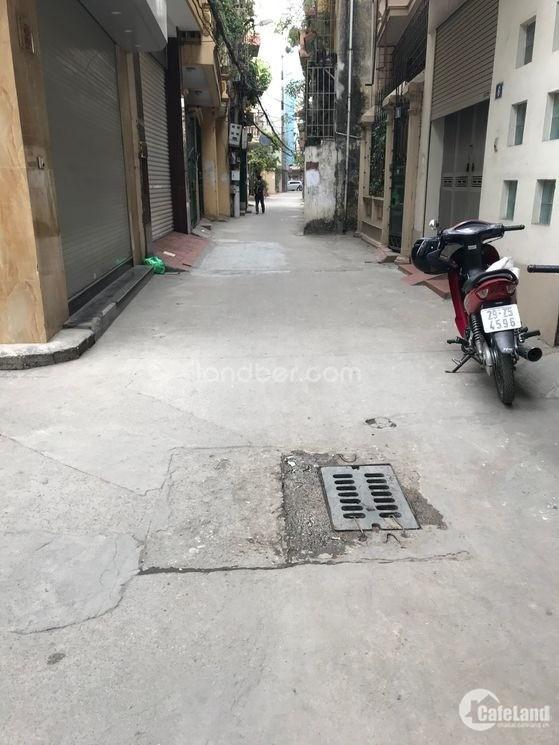 Giảm giá bán gấp 62m2 ngõ 46 Nguyễn Hoàng Tôn, Tây Hồ.