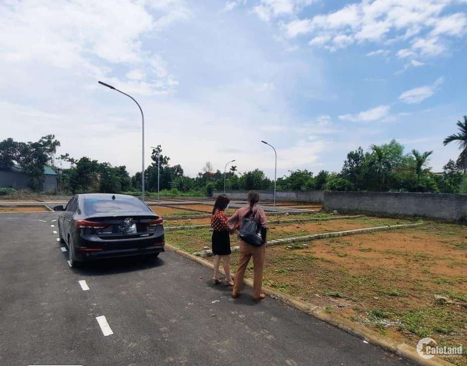 Đất nền ven đô Hà Nội, tiềm năng tăng trưởng mạnh, giá chỉ nhỉnh 600 TRIỆU