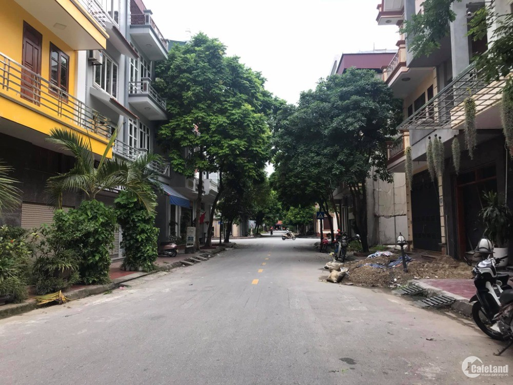 Bán đất mặt phố Lê Đình Vũ, Đông Nam Cường, TP HD, 87.75m2, mt 4.5m, hướng đông