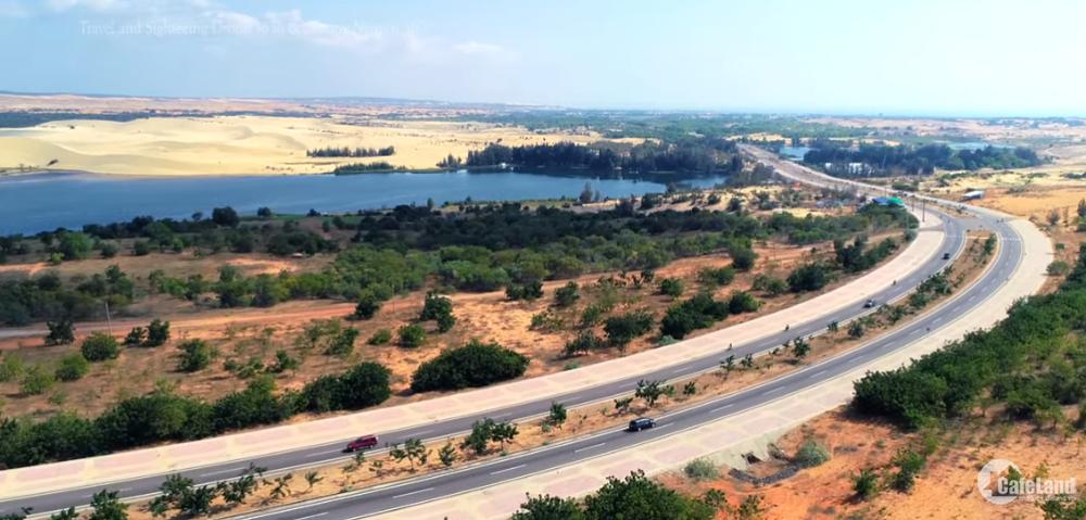Bán đất nông nghiệp sổ đỏ gần KDL Safari, trang trại dưa, ngã 4 liên huyện