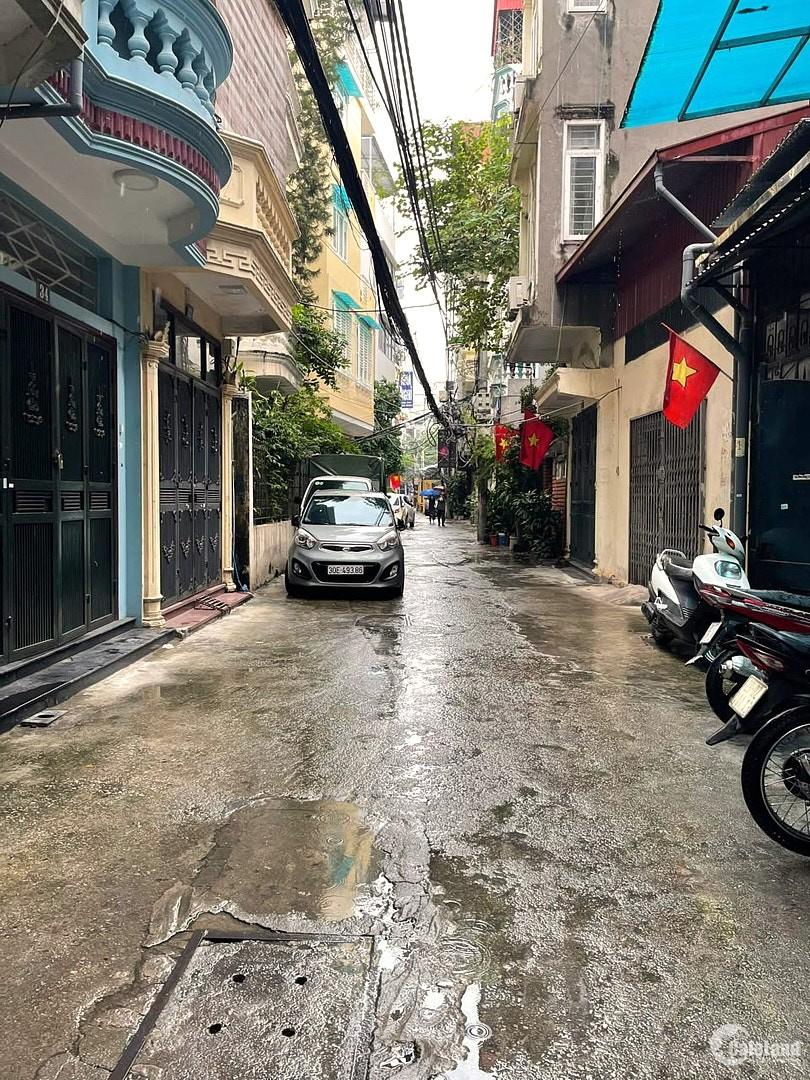 Nhà Tốt! Bán nhà Thái Hà, KD OTO ĐỖ CỬA, 30m ra phố, 40m2 hơn 5 tỷ