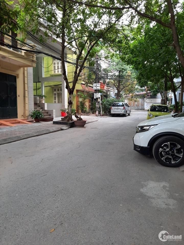 GẤP! Bán Đất Phân Lô - Phố Vương Thừa Vũ 45m2 –  Ngõ Rộng 3M, Cách Ô Tô 5M