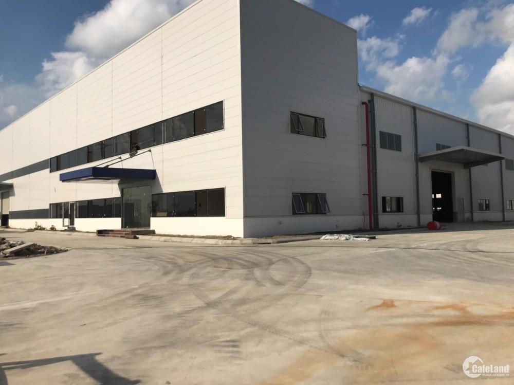 Cho thuê xưởng 3800m2 KCN Tiên Sơn, Xưởng mới, đăng ký được EPE. LH 0988 457 392