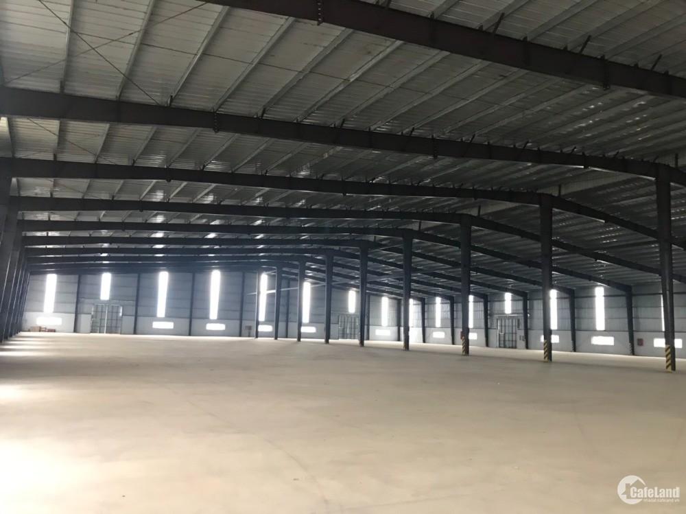 Cho thuê kho xưởng tại Bắc Giang. Dt 5000m2, 10.000m2…30.000m2 vào dc ngay