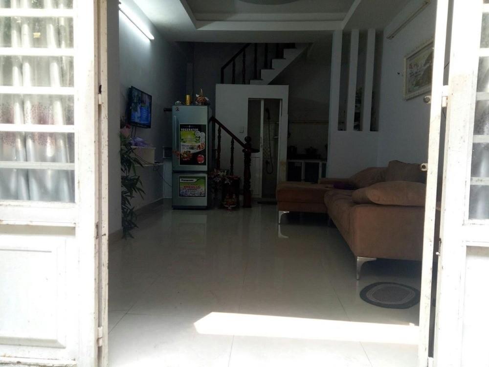 Cho thuê nhà hẻm Quang Trung, P10, Gò Vấp, 4x9m, 1 trệt, 2 lầu, 8 triệu/tháng