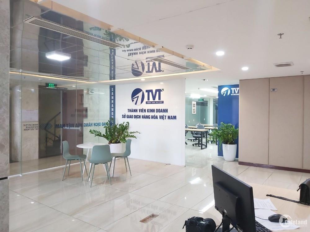 Văn phòng cho thuê trung tâm thành phố Đà Nẵng, tiện di chuyển