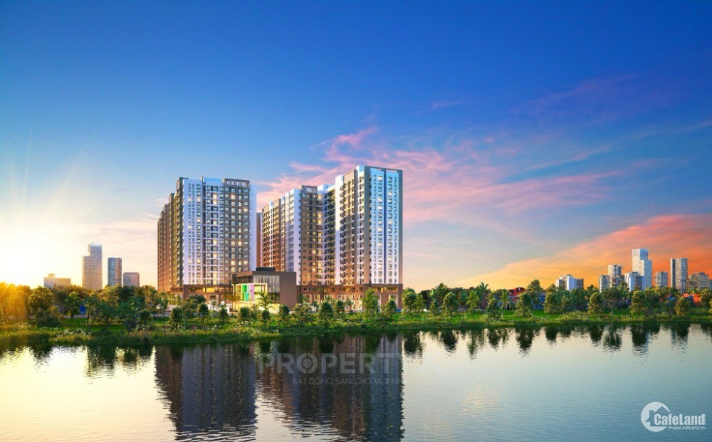 Căn hộ New Galaxy Hưng Thịnh khu Làng Đại học, sở hữu lâu dài, hơn 30 tiện ích