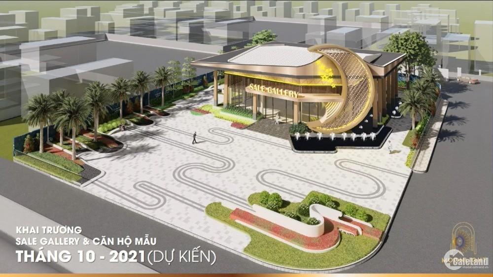 Căn hộ Moonlight Centre Point Hưng Thịnh, sở hữu căn đẹp, CK 18%, TT 1% tháng