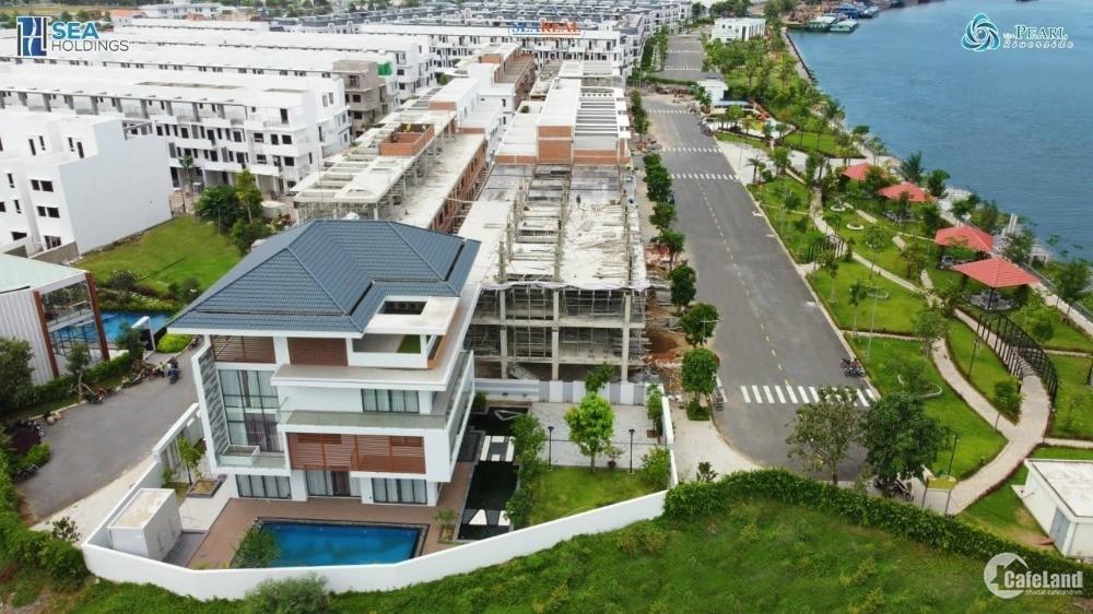 The Pearl Riverside - Mua nhà phố bên sông khu compound tặng xe sang