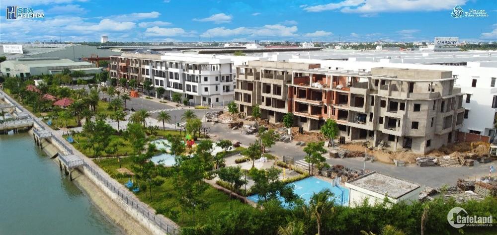 The Pearl Riverside - 1.15 tỷ SH nhà phố ngay trung tâm, khu compound bên sông