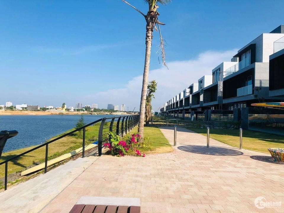 Chính chủ cần bán đất Biêt thự 2 mặt tiền wiew sông cổ cò giá chỉ 35tr/m2