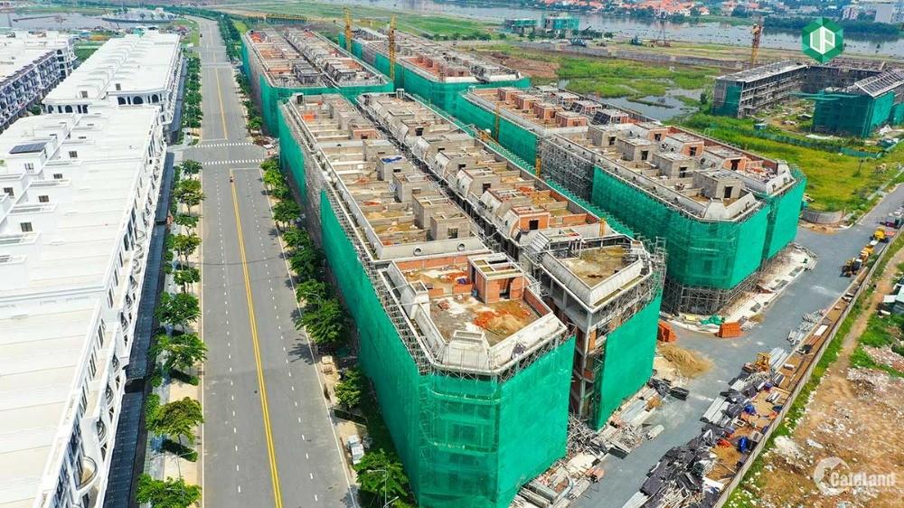 Cần bán căn G3 (Phố Đi Bộ) Vạn Phúc, DT 7x20, giá 32.8 tỷ, hướng TN. 0906026660