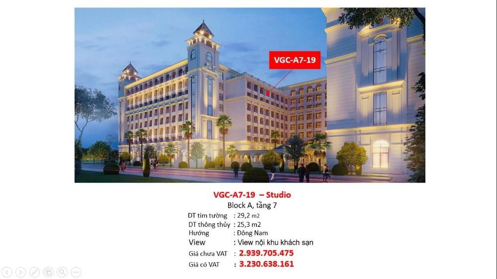 Căn hộ nghỉ dưỡng 5 sao Vinpearl Phú Quốc nhận lợi nhuận 10%/năm khoảng 300tr