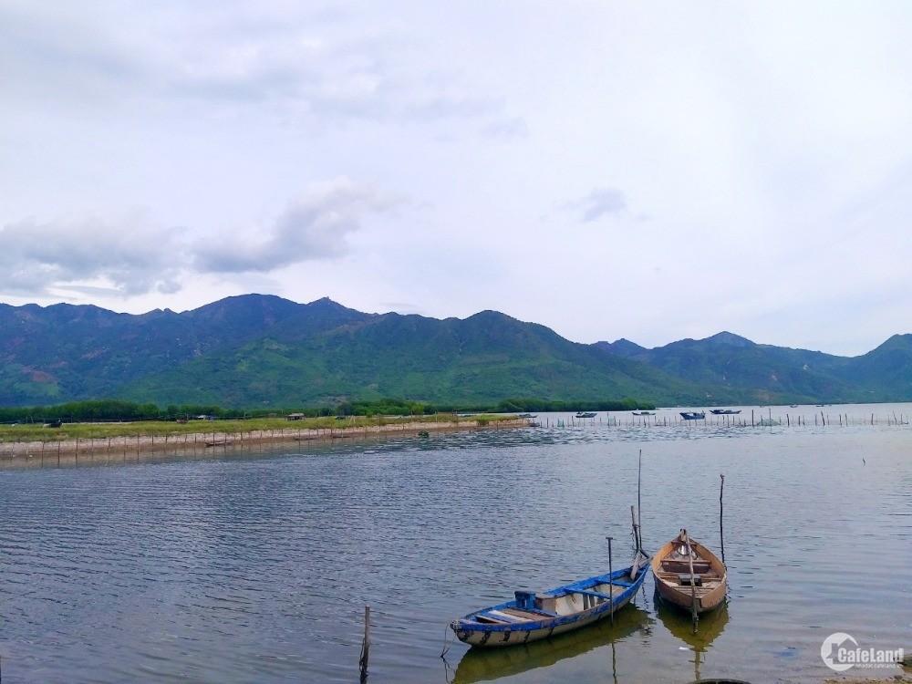 Bán đất 100% thổ cư giá đầu tư, view Đầm Bắc Vĩnh, Cam Hải Tây Cam Lâm Khánh Hòa