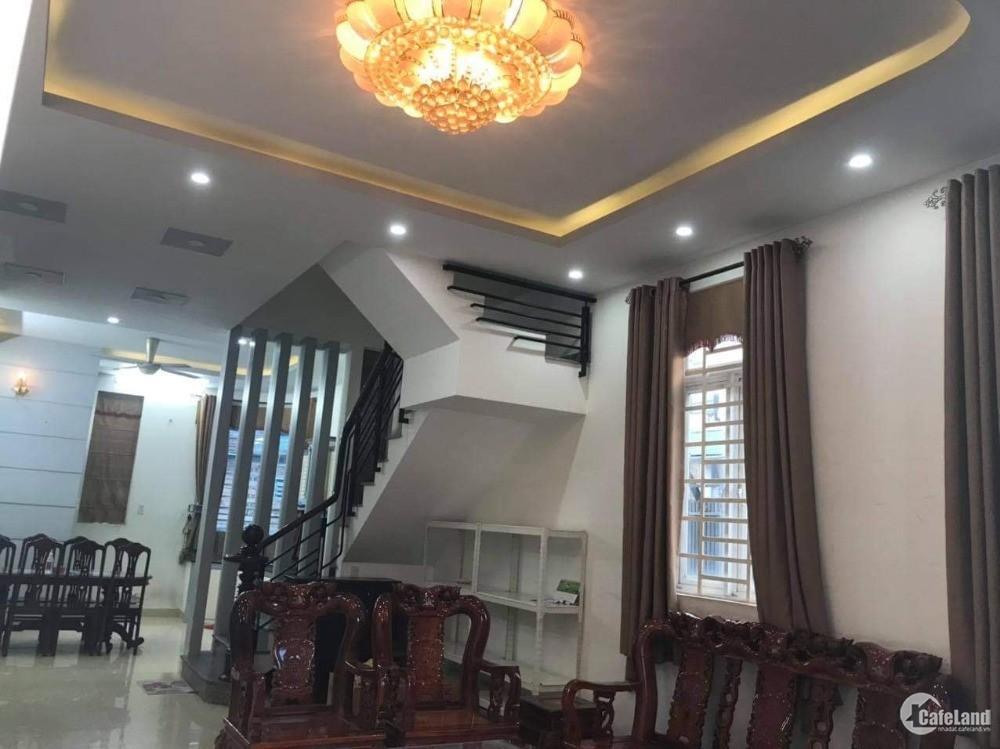 (Gò Vấp)Bán nhà đẹp,hxh,sát mặt tiền,Nguyễn Văn Lượng,61m2,4lầu, 8.8tỷ.