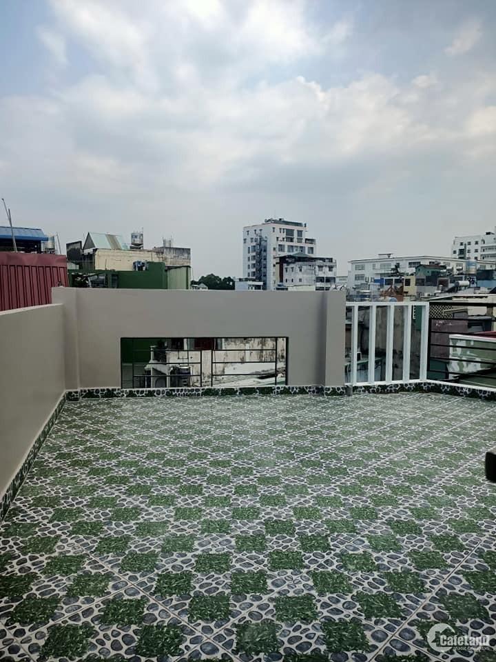 (Gò Vấp)Bán nhà đẹp,Nguyễn Văn Công,chợ Tân Sơn Nhất,58m2,4tầng,5.6tỷ.