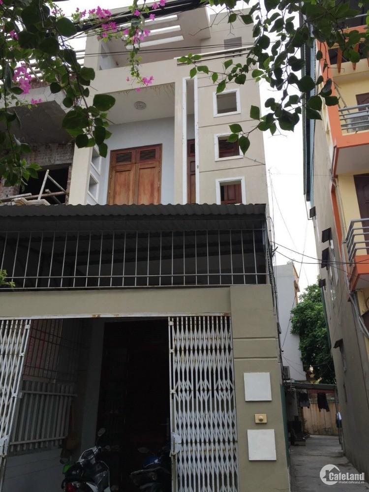Bán nhà mặt ngõ phố Bình Lộc, TP HD, 75.55m2, mt 4m, 2 tầng, 2 ngủ, ngõ to rộng,