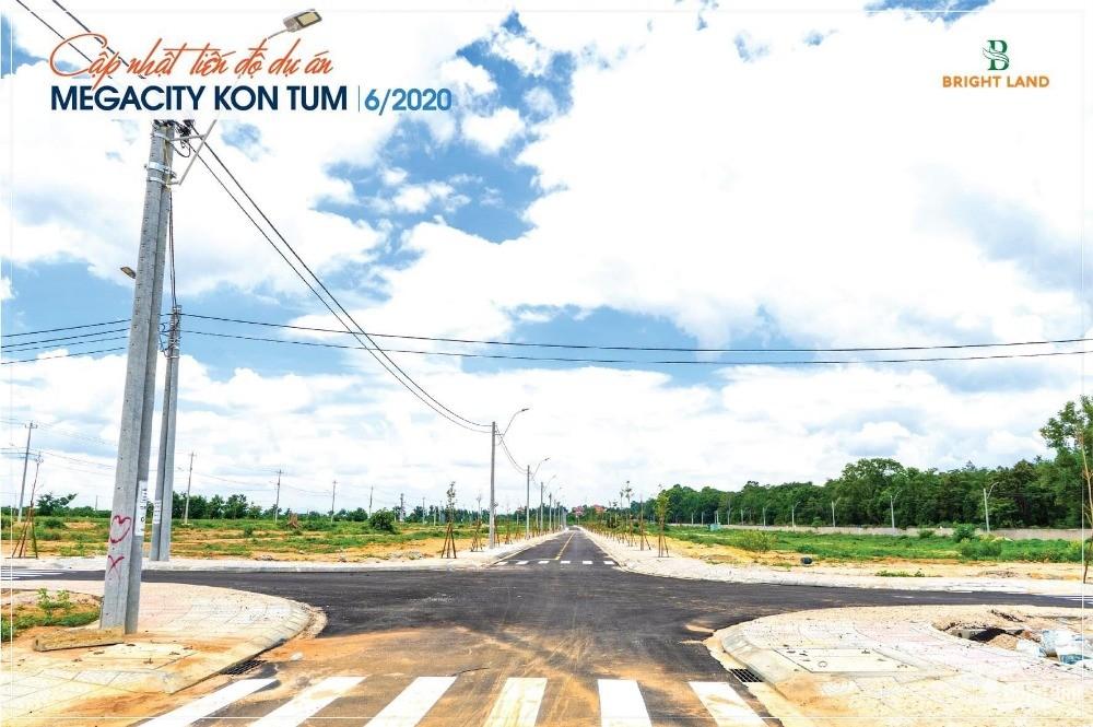 Chính chủ bán tháo lô đất Mega City Kon Tum, giá thấp nhất hiện nay