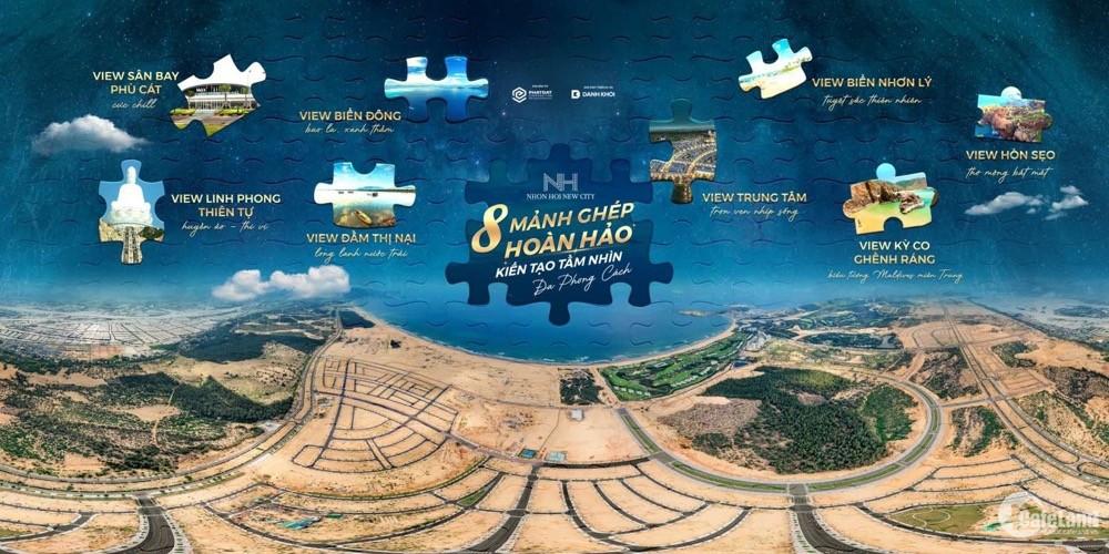 Đô Thị Vàng Bên Vịnh Đảo Phương Mai Nhơn Hội New City