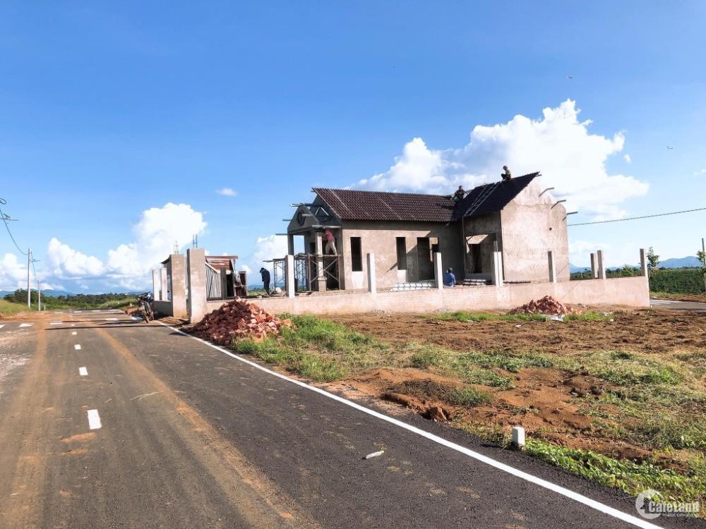 Bán đất sau lưng chợ củ lộc an 140m/SHR- thổ cư 100m