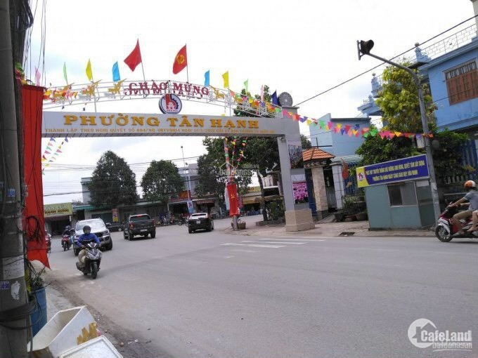 Cần bán lô đất thổ cư 100% Sổ Riêng ngay UBND P. Tân Hạnh, TP.Biên Hoà