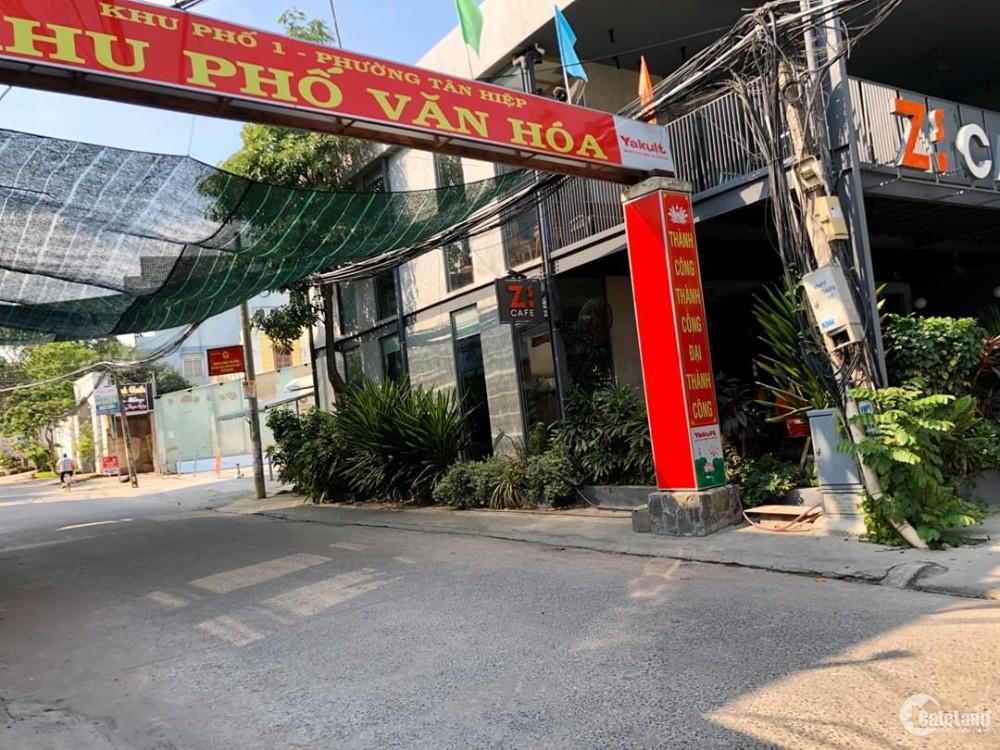 Cần ra gấp 2 lô đất khu phố 1 phường Tân hiệp, Biên Hòa