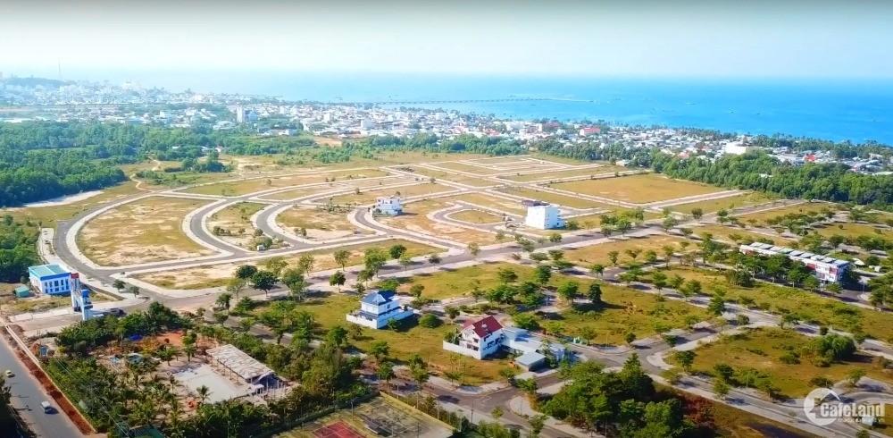 Cần bán mảnh đất ở đô thị lô góc 2 mặt tiền cách biển 1km trung tâm TP Phú Quốc
