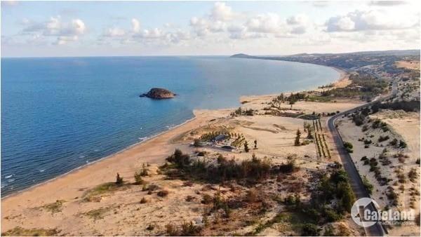 Bán đất vườn xã Hoa Thắng, cách DT716 chỉ 400m, sổ đỏ sẵn, gần khu du lịch biển