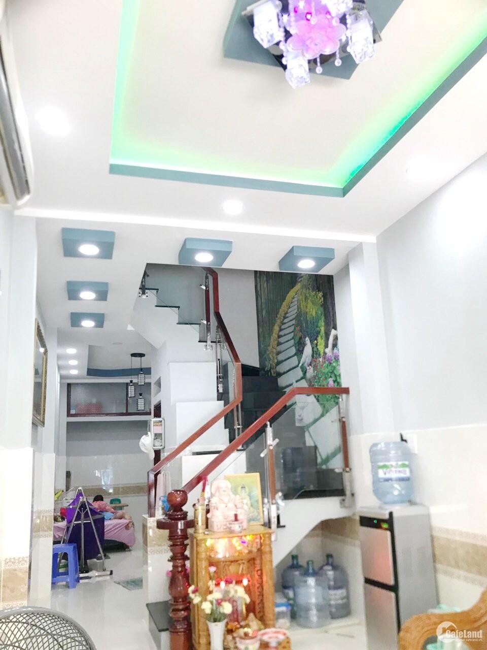 Bán nhà vị trí đẹp, gần MT đường Hưng Phú P10 Q8