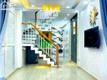 Bán Nhà Gò Vấp Mới, Dt 58m2, 1 Lầu 2 P.Ngủ, Full Nội Thất, Hẻm 3m Quang Trung
