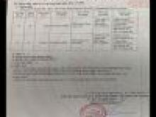 Cần bán lô đất xã Long Thới huyện Nhà Bè tp HCM dt: 8.200m2 giá 261 tỷ tl