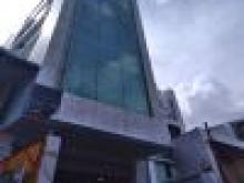 Cho thuê tòa nhà 140m, 5 lầu tại Trần Quốc Toản, q3
