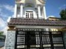 Cần bán nhà gấp đường Phạm Hùng, Bình Chánh, đường 12m