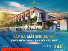 Chỉ từ 2,3tr/m2 sở hữu ngay lô đất trục quốc lộ dự án Mega city Kontum