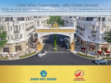 Đất nền sổ đỏ Dĩ An Bình Dương - ICON CENTRAL - Phú Hồng Thịnh