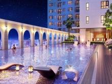 Bán lại căn hộ Sài Gòn Mia Trung Sơn  2 pn,2wc, 76m2 full nội thất giá 3.8 tỷ