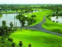 Nhà phố trong sân Golf giá rẻ, chỉ 1.65 tỷ 100m2 sổ riêng