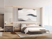 Bán giá gốc 54m2 2 PN căn hộ cao cấp Nha Trang