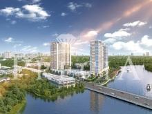 Cần bán gấp căn hộ Precia quận 2, 2PN, 71m2, TT 1,2 tỷ nhận nhà hoàn thiện