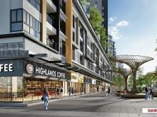 Shophouse đại lộ phố đi bộ Gamuda 62m - Celadon City - thuê lại trong 3 năm