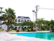 Cần bán Villa tại thành phố Tân An.view sông có sân vườn, 1T2L SHR