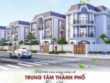 Mở bán phân khu mặt tiền quốc lộ 1A trung tâm Thành phố Tân An