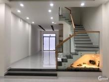 Nhà mới 1 trệt 3 lầu siêu đẹp (300m2 sàn) đường GS2 khu Big C, Dĩ An, BD